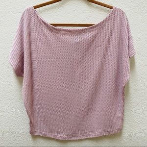 Express Tops - 🌼 2 for $30 NWT | Waffle Knit Blouse